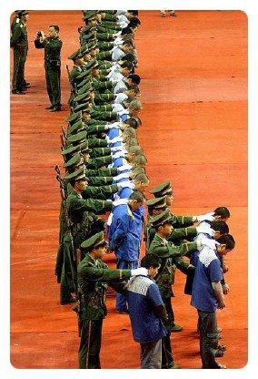 Droits de l'homme : la Chine loin du podium... / partie 2