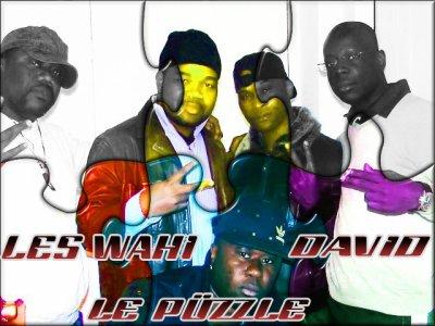 """les wahi l album """"le retour"""" /  décalé gros bras (2011)"""