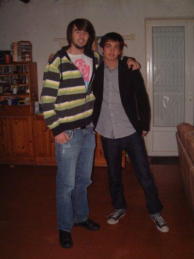 Moi et le frère