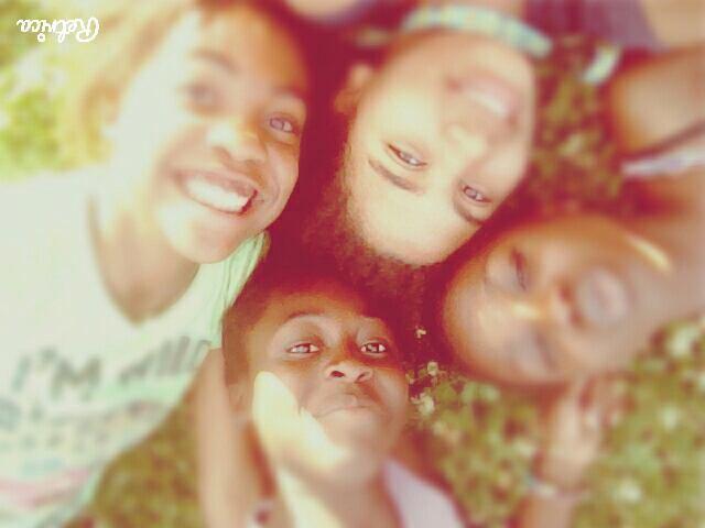 Moi ma sister et mes best friends