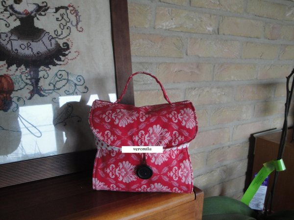 Shabby Fabrics Bom 2013 et Mug Bag