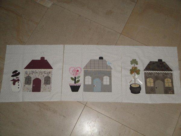 3éme bloc de Shabby Fabrics du BOM 2012