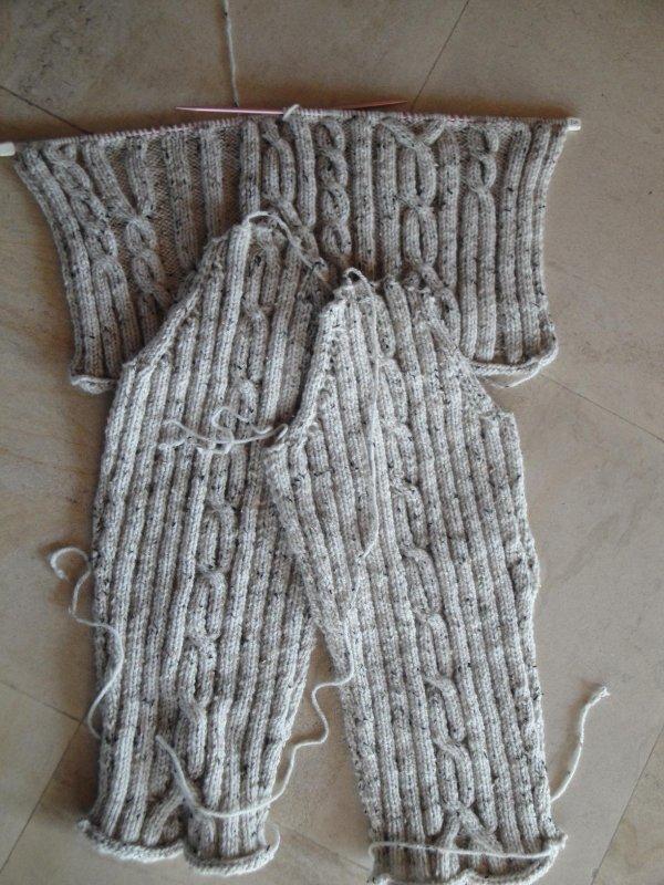 Séance tricot