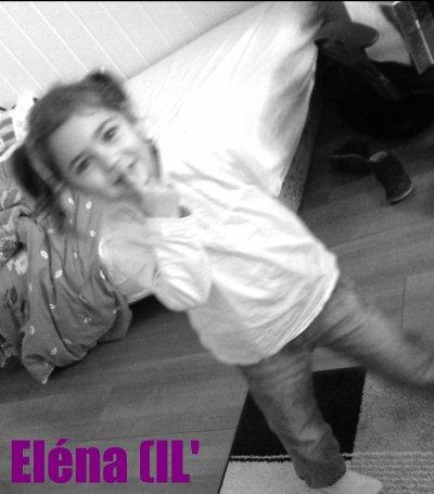 Ma Petit Etoile est née ; Elle se prénome Eléna :) ♥