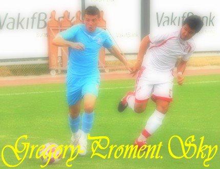 Shakhtar Donetsk, Gençlerbirliği et Buluspor : Amical, championnat et équipe réserve, que du positif.