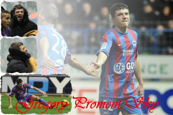 Championnat : Caen - Saint Etienne