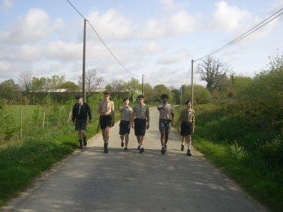 la troupe 2011