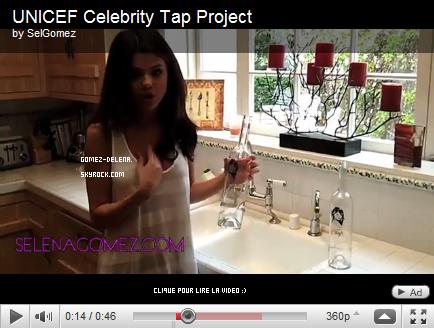 . . Mardi 19 Avril - Enfin des news sur Selena ! En fait Selena etait a la radio 102.7 KISS FM , Voici quelques photos ou elle joue au poker ! =) + Une video sur un nouveaux projet pour l'UNICEF . . .