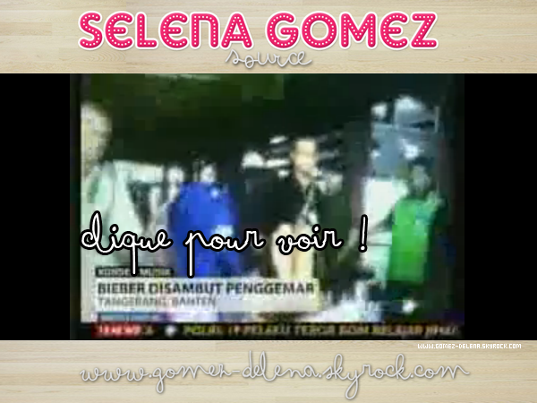 . . 22 Avril : Video ! . .