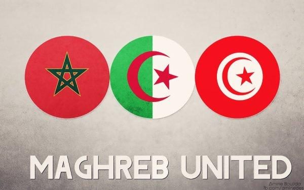 magreb <3 algerie <3 maroc <3 tunisie
