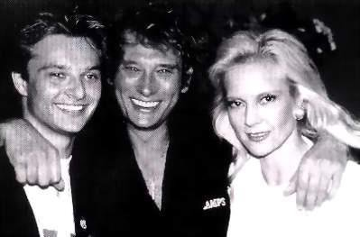 Johnny David et Sylvie