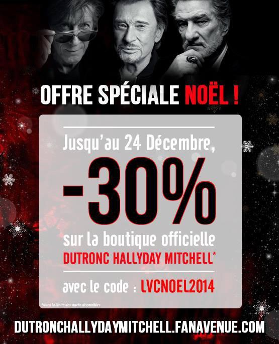 PROMOTIONS sur toute la boutique de nos Vieilles Canailles ! -30% avec le code promo : LVCNOEL2014