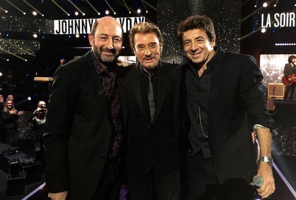 Johnny la soirée évènement du 20 décembre 2014