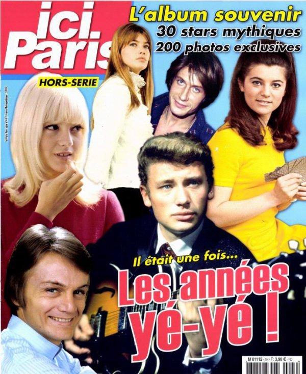 Ici Paris Hors Série n° 4 du 24 Février 2015