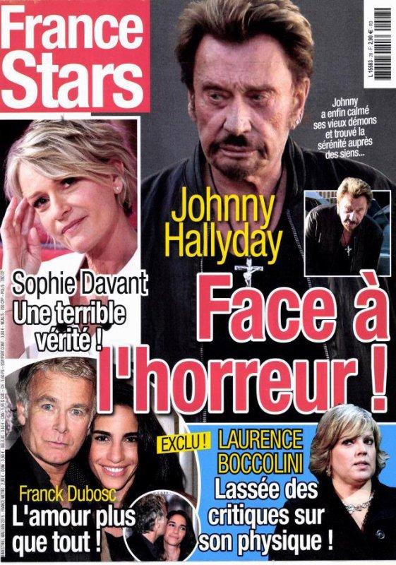 """""""France Stars"""" n° 28 du 7 Mai 2015"""