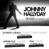 Nouvelle date concert de Johnny