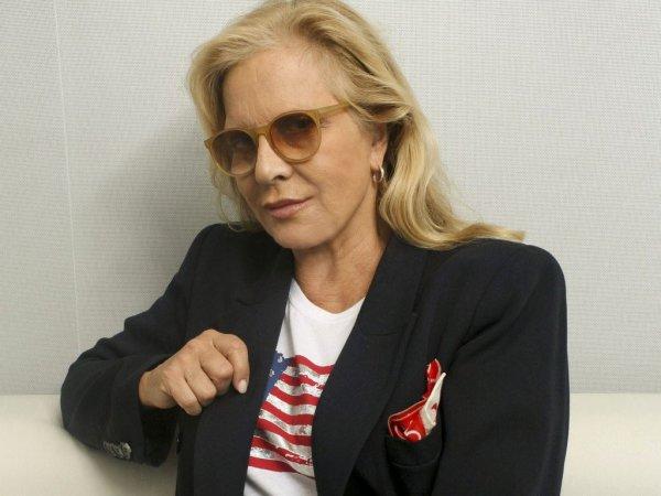 """Sylvie Vartan parle de son passé avec Johnny Hallyday : """"On ne pourra jamais l'effacer"""