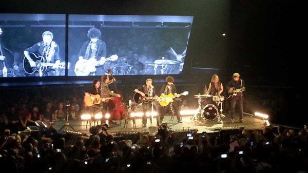 Johnny Hallyday au Zénith de Saint-Étienne : il est toujours vivant