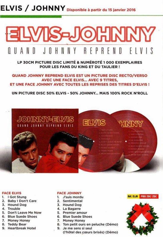"""""""Quand Johnny reprend Elvis"""""""