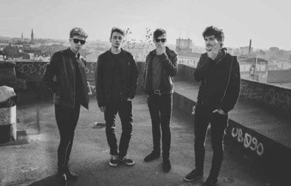 Last Train, groupe formé par quatre rockeurs originaires d'Altkirch (Haut-Rhin), va faire la première partie de Johnny Hallyday à l'AccorHotels Arena...