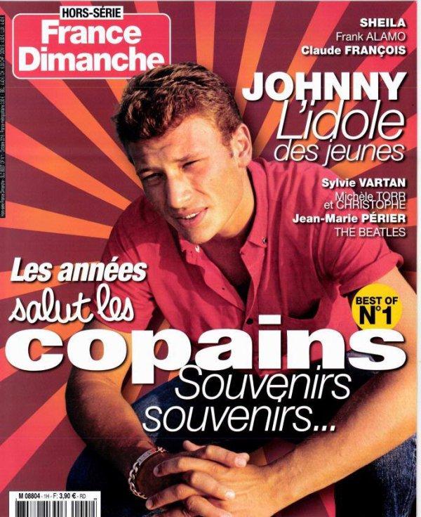 France Dimanche Hors-Série N°1 du 20 octobre 2016