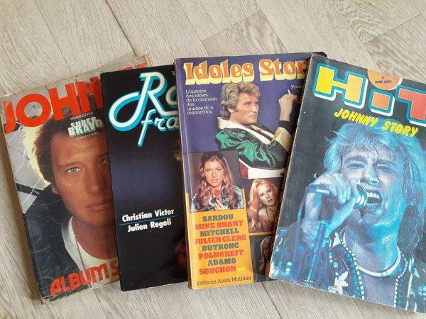 Livres de Johnny Hallyday