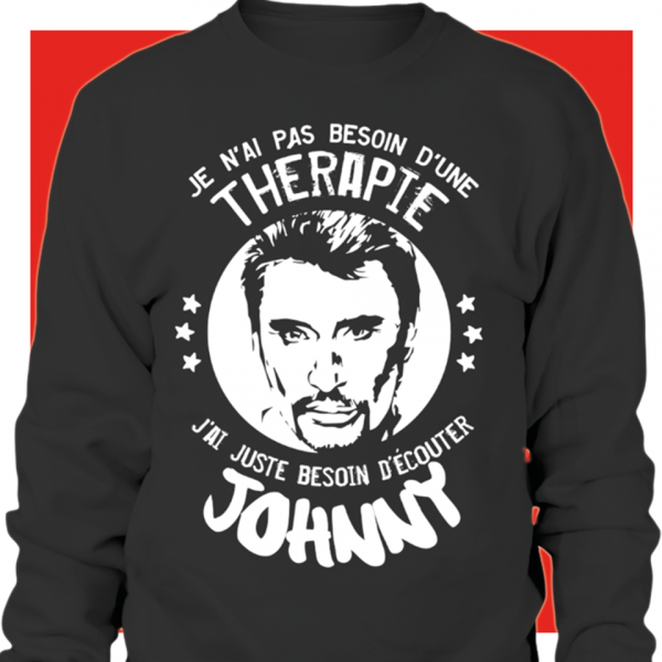 Johnny mon seul remède,ma seule thérapie !