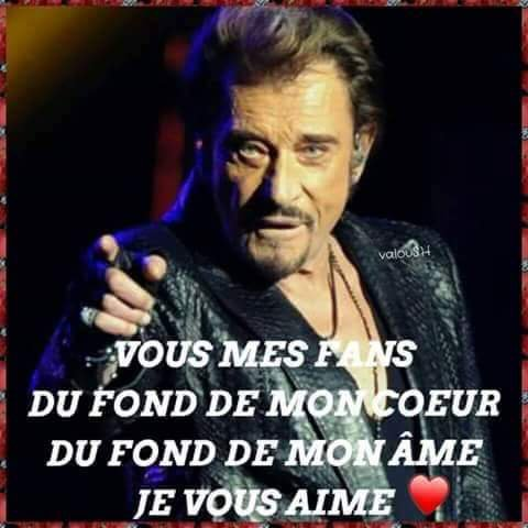 Johnny vous parle.....
