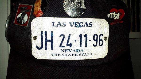 20 ans jour pour jour !Las Vegas / Aladdin Theatre 24 Novembre 1996.J'y étais au concert.....