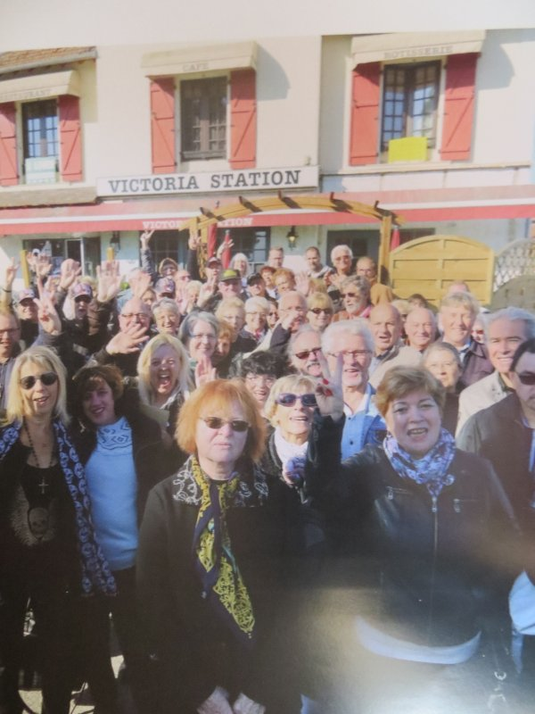 Fans du club de Johnny