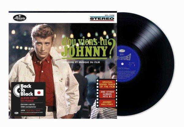6 Vinyles étrangers édités pour la 1ere fois en France.Sortie annoncée pour le 13 janvier 2017