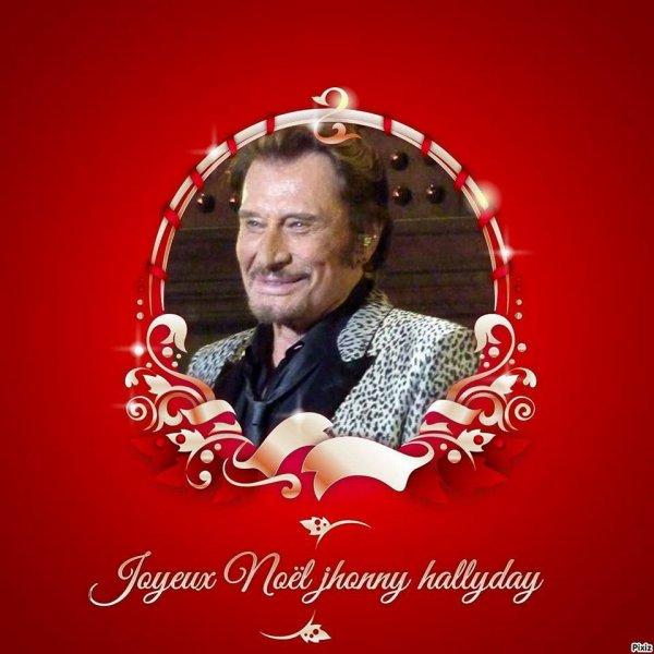 Joyeux Noel à tous les fans
