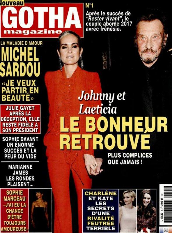Gotha Magazine n° 1 du 11 janvier 2017