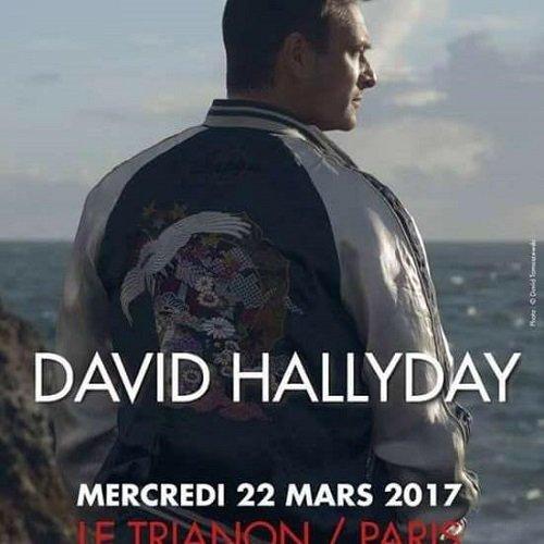 Découvrez le nouveau single de David Hallyday !