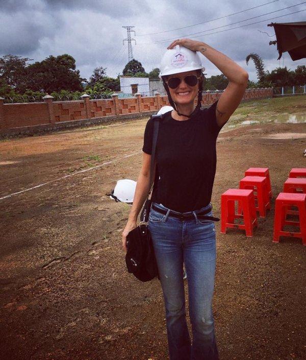 Læticia Hallyday : « La Bonne Étoile, c'est un combat qui me tient à c½ur »