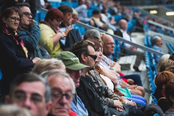 Quelques photos du Stade Océane du Havre