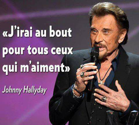Johnny le taulier.