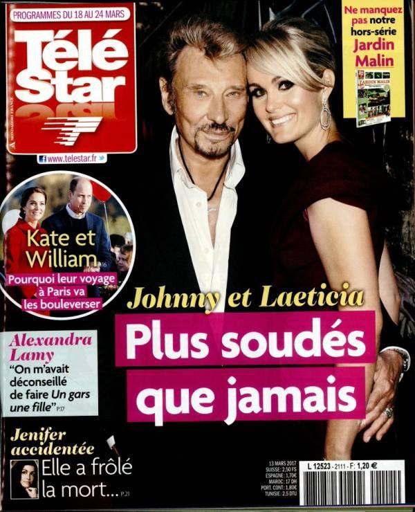 Les magazines télé du lundi 13 mars 2017