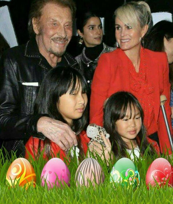 Je vous souhaite de passer une très bonne journée ensoleillée et d'ores et déjà un très très bon week-end de Pâques...
