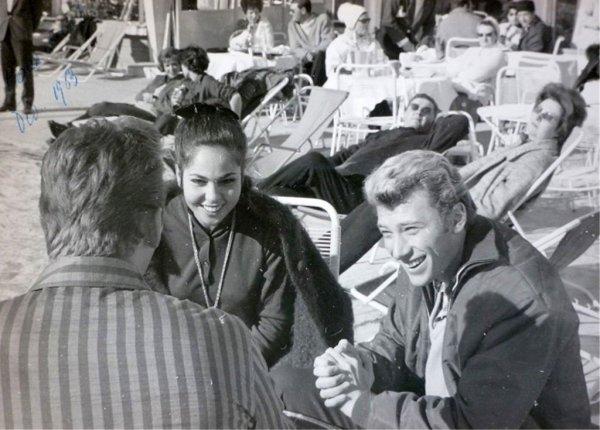 Courchevel en 1963