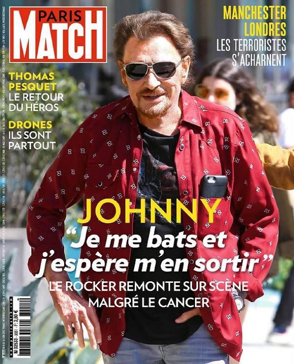 Paris-Match n° 3551 du 7 juin 2017