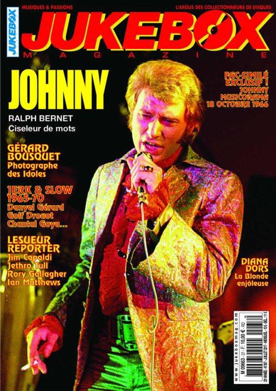 Jukebox Magazine n°367 de Juillet 2017