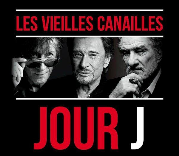 C'est ce soir au Stade Pierre Mauroy à Lille que démarre la Tournée des Vieilles Canailles 2017, pour 17 concerts exceptionnels.
