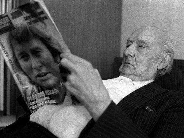 Léon Smet, le père de Johnny !