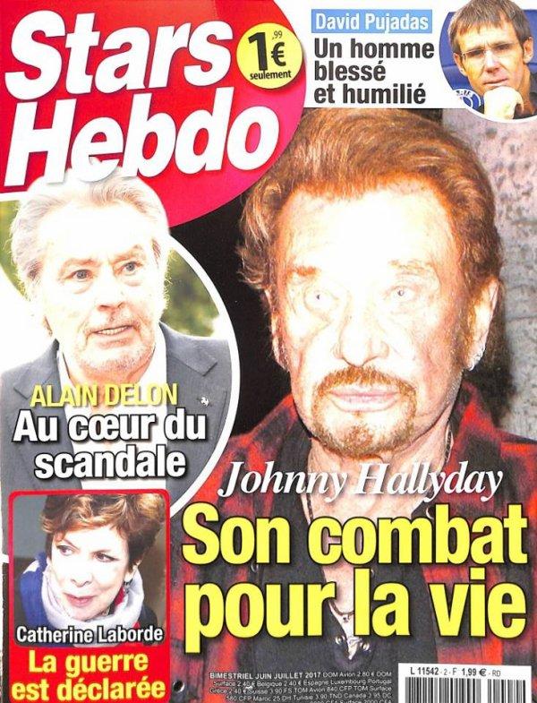Stars Hebdo n° 2 du 13 juin 2017