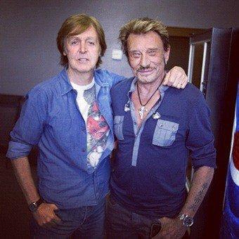 Heureux anniversaire à Paul McCartney