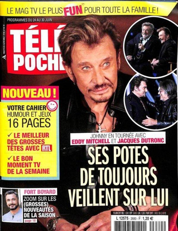Télé Poche n° 2680 du 19 juin 2017