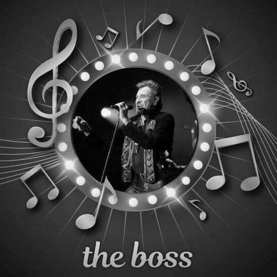 Aujourdhui c est la fete de la musique il faut allumer le feu avec le boss