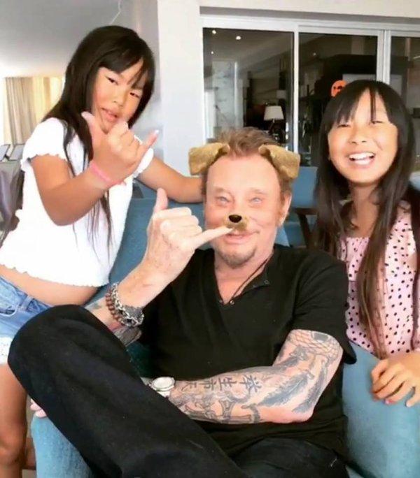 Johnny et les filles