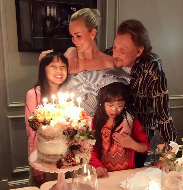 Joyeux anniversaire Joy  9 ans